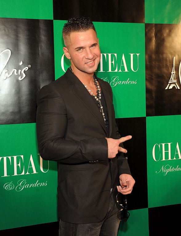 "Mike ""The Situation"" Sorrentino to Host at Chateau Nightclub August 13"