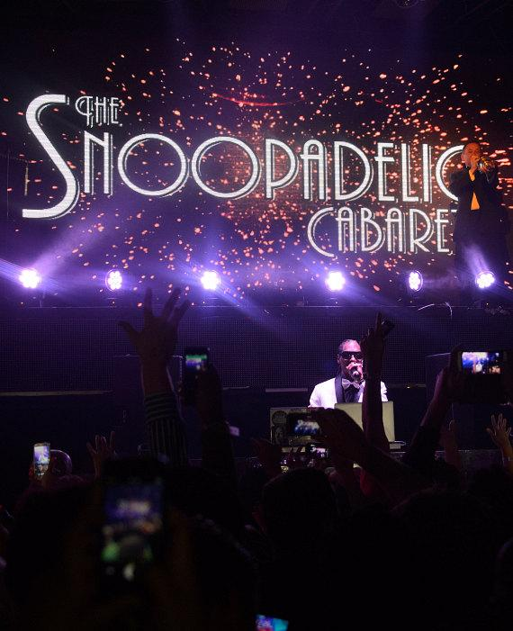The Snoopadelic Cabaret at TAO