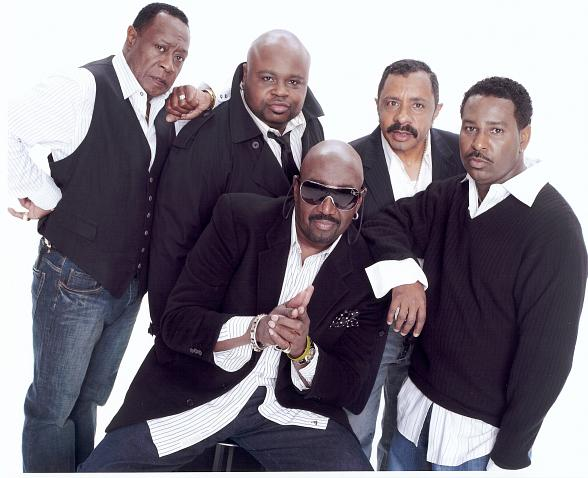 THE TEMPTATIONS Return to The Orleans Showroom April 1-