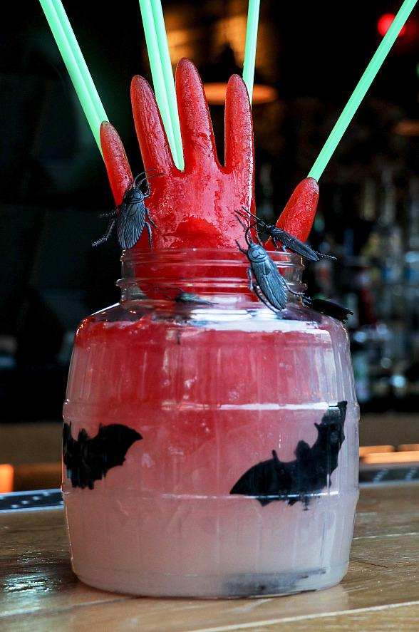 """Virgil's Real Barbecue at The LINQ Promenade is Celebrating Halloween with """"The Virgil's Cauldron"""""""