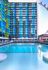 "The LINQ Pool Presents ""Ping Pong by the Pool"" and Lineup of Ongoing Summer Events"