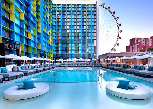 The LINQ Pool Presents Ping Pong by the Pool and Lineup of Ongoing Summer Events