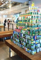 The+Source Dispensaries Announce Record-Breaking Food Drive to Benefit Three Square Food Bank