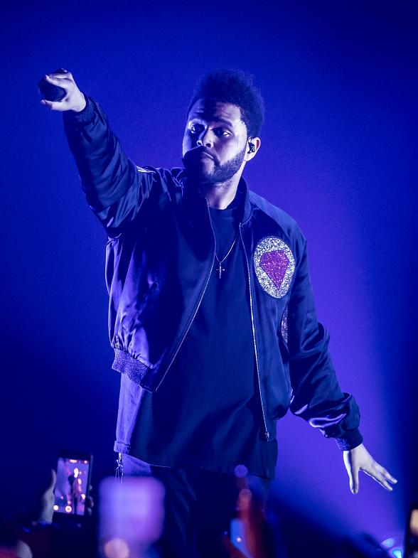 The Weeknd to make Las Vegas Stop at T-Mobile Arena Saturday, October 14