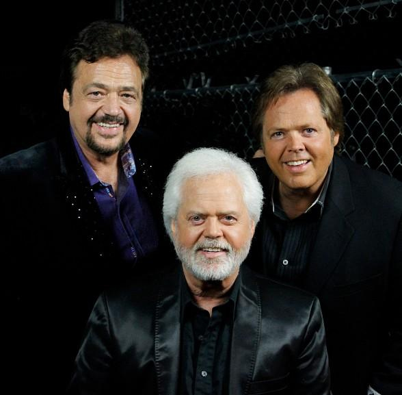 Cherished Sibling Entertainers The Osmonds – Merrill, Jay and Jimmy – Return to The Orleans Showroom April 10-12