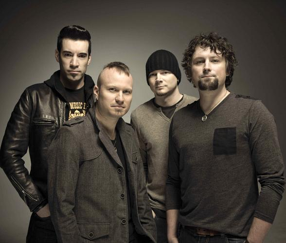 Theory of a Deadman to Kick-Off Rock of Vegas Summer Concert Series at Fremont Street Experience May 19