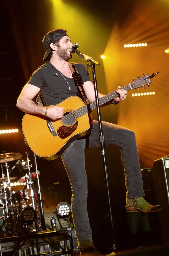 Thomas Rhett at ACM Party for a Cause