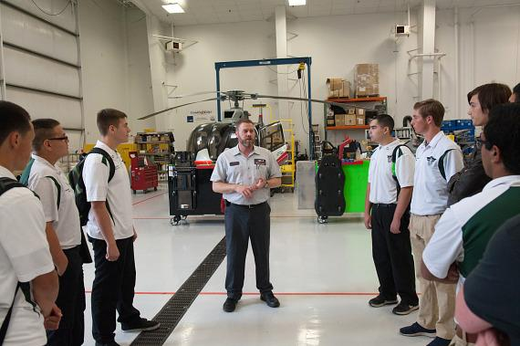 Tim Hoffman - Quality Assurance Manager - Maverick Helicopters