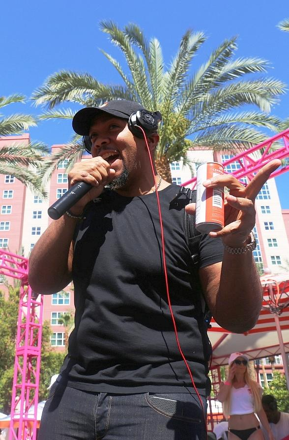 Timbaland kicks off Fourth of July Weekend at the GO Pool at Flamingo Las Vegas