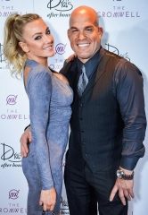 UFC Hall of Famer Tito Ortiz Celebrates Birthday at Drai's Nightclub