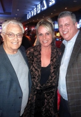 "Original ""Jersey Boy"" Tommy DeVito Dines at the D Las Vegas"