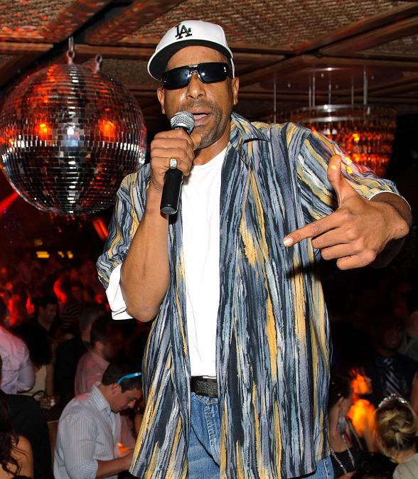 Tone Loc at LAVO