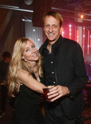 Former Pro-Skateboarder Tony Hawk hosts Sessions inside The Sayers Club at SLS Las Vegas