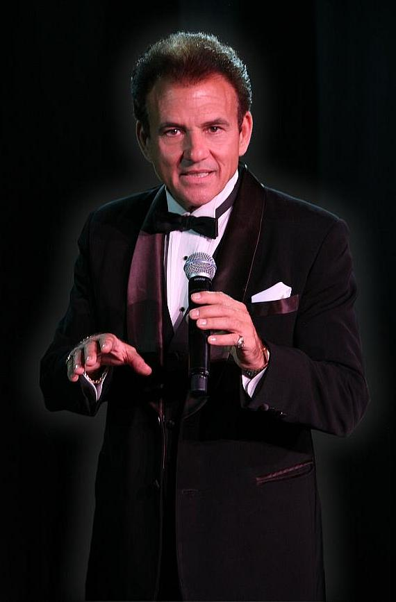 Entertainment  host and director Tony Sacca will perform with the Saccettes