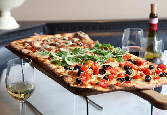 Pizza Rock Set to Roll in Downtown Las Vegas October 19