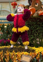 Ring in the Year of the Monkey with Celebratory Dances, Brilliant Displays and Culinary Specialties Throughout MGM Resorts International