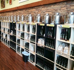 Gourmet Boutique Totally Olive Brings Premium Oils and Vinegars from Around the World to The Valley