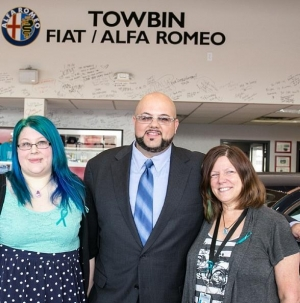 Towbin Automotive and Ally Bank Step In to Save Family Car After Fatal Shooting