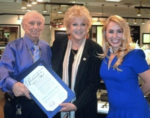 "Tower of Jewels Commemorates 50 Years with Mayor's Proclamation and Celebration of ""Tower of Jewels Day"""