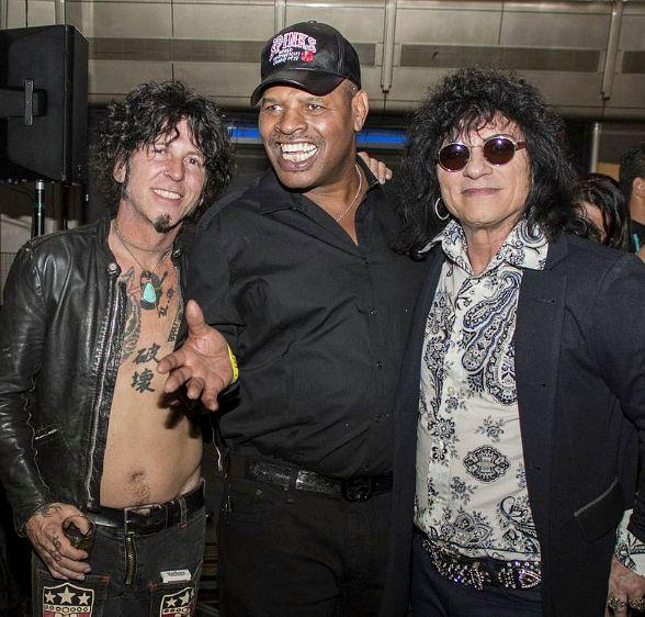 Leon Spinks and other Boxing Legends Honored at Raiding The Rock Vault 'Night Of The Champion'