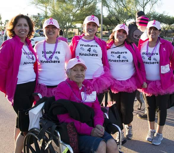 American Cancer Society to host Making Strides Against Breast Cancer walk at Red Rock Resort on October 26