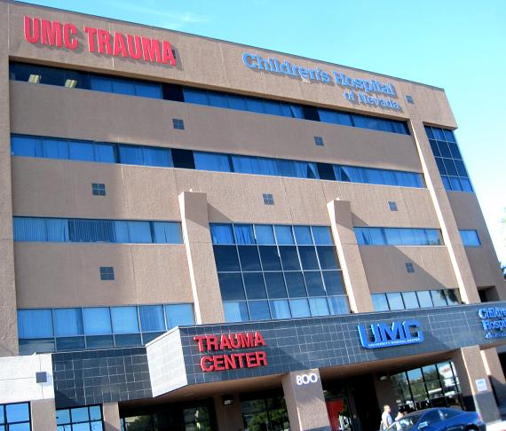 UMC Trauma Center