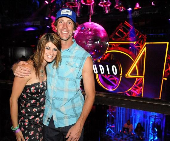 Travis Pastrana with beautiful, endearing, friendly, Wife Lyn-Z Adams Hawkins