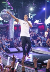 Trey Songz Delivers First-Ever Performance of Latest Mixtape 'To Whom It May Concern' at Drai's Nightclub