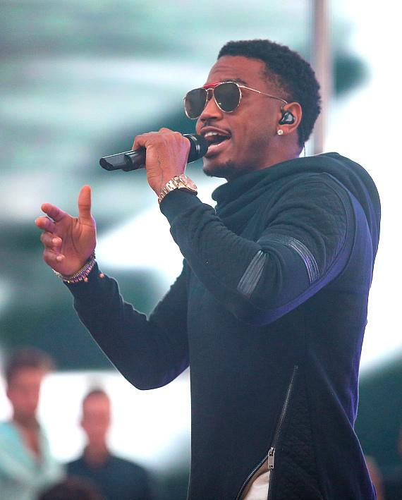 Trey Songz Delivers First-Ever Performance of New Mixtape 'To Whom It May Concern' at Drai's Nightclub