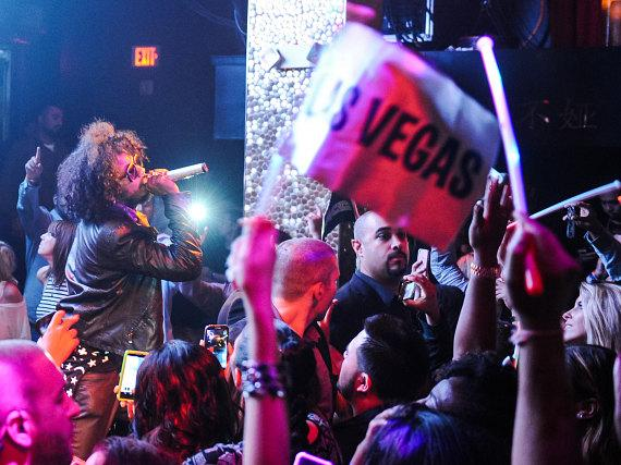 Trinidad James performs at TAO
