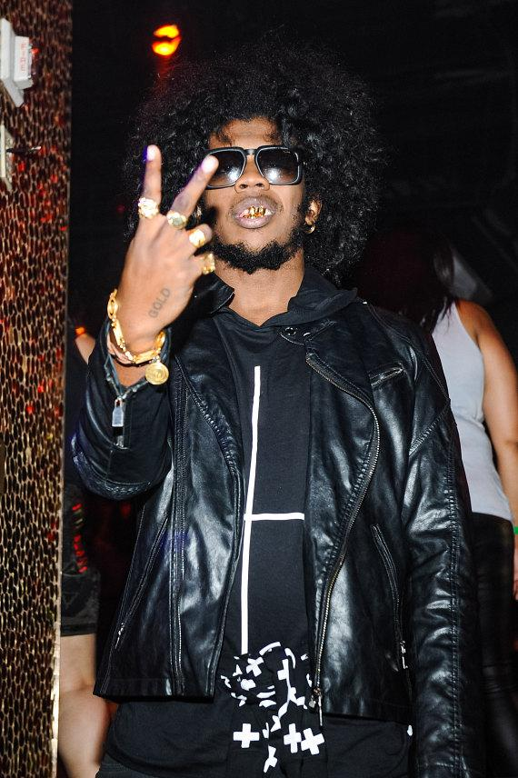 Trinidad James at TAO Nightclub