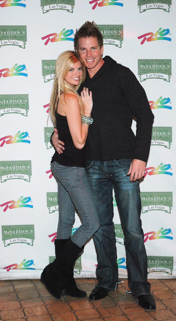 MTV Stars Mark Long and Trishelle Cannatella host charity event at McFadden's