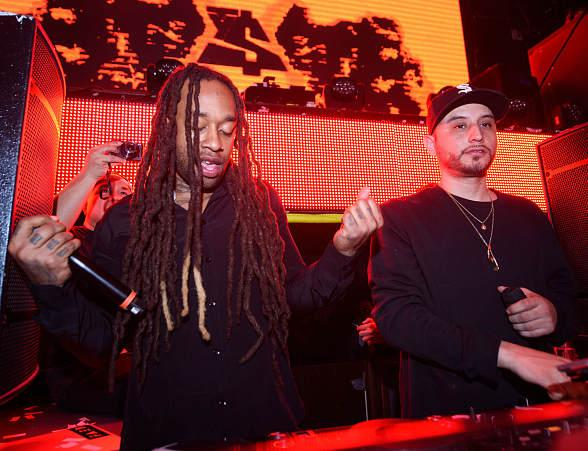Ty Dolla $ign performs at TAO Nightclub in The Venetian Las Vegas