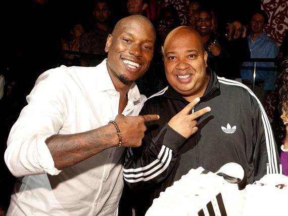 Tyrese & Rev Run Speak On The Difference Between Sex & Love