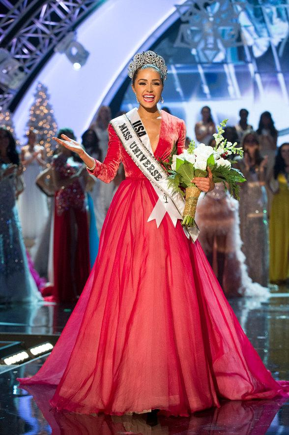 Miss USA Olivia Culpo Crowned Miss Universe 2012