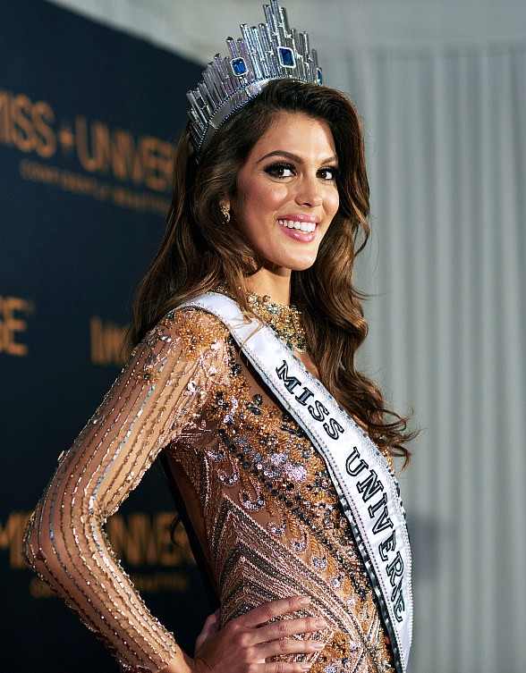 The 66th Miss Universe Competition to Air Live from The Axis at Planet Hollywood Las Vegas Nov. 26 on Fox