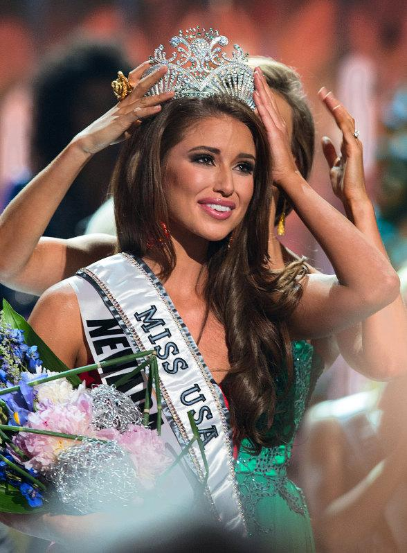 Nia Sanchez, Miss Nevada USA 2014, wins Miss USA 2014