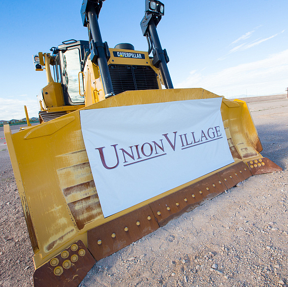 Union Village Henderson Hospital Groundbreaking