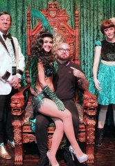 Slipknot's Alex V-man Attends ABSINTHE at Caesars Palace