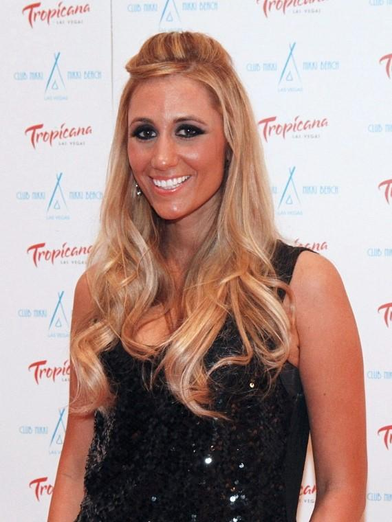 Professional Poker Player and GoDaddy Girl, Vanessa Rousso