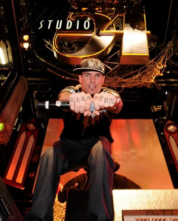 Vanilla Ice at Studio 54 Las Vegas 4