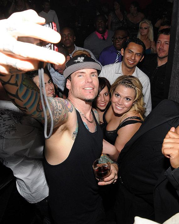 Vanilla Ice performs at ROK Nightclub in New York-New York Hotel and Casino