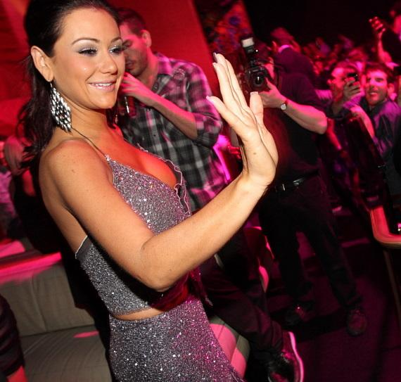 "Jenni ""JWOWW"" Farley Celebrates Birthday in Vanity at Hard Rock Hotel"