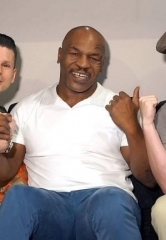 "Mike Hammer and Brian Shapiro of ""The Vegas Take"" on CBS Sports Radio welcome Former Heavyweight Boxing Champ Mike Tyson Saturday, September 17"