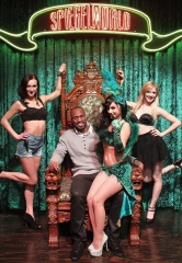 San Francisco 49ers Tight End Vernon Davis attends ABSINTHE at Caesars Palace
