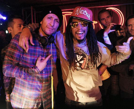 Vice and Lil Jon