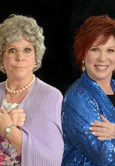 'Vicki Lawrence and Mama: A Two Woman Show' Performs at The Orleans Showroom July 21