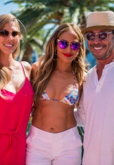 "Global Superstar Jennifer Lopez Makes Drai's Las Vegas Hosting Debut at ""Carnival Del Sol"" at Drai's Beachclub, May 29"