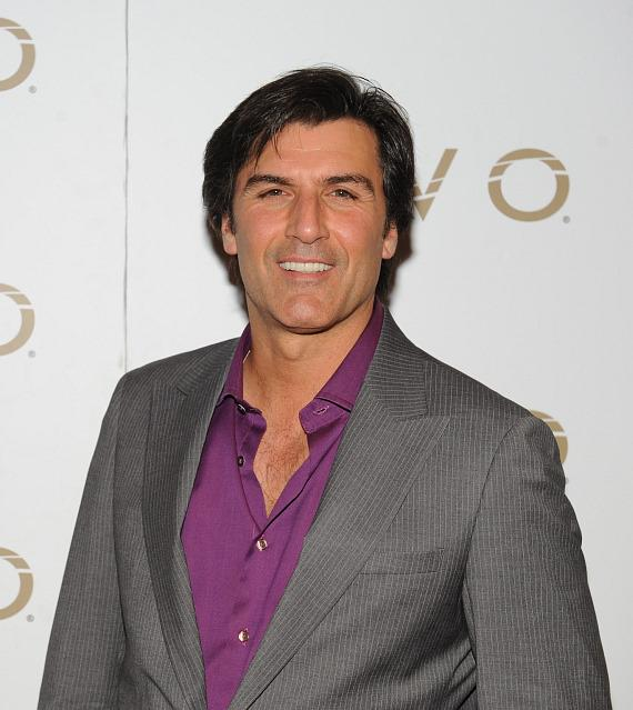 Vincent Irizarry at LAVO