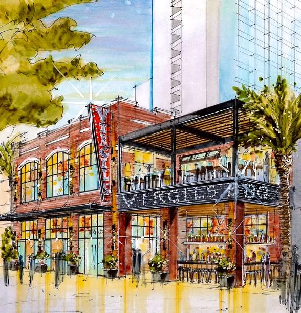 Virgil's Real BBQ to open next summer at The LINQ Promenade in Las Vegas